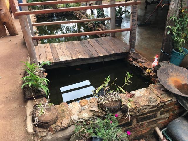 Chácara em Bela Vista de Goiás com casa - Foto 2