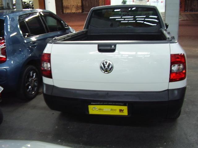 Volkswagen saveiro 1.6 startline cs flex - Foto 3