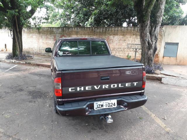 S10 2003 executive 4x4 diesel - Foto 4
