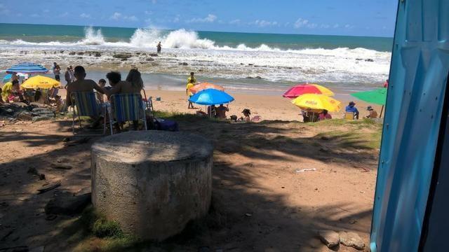 Vendo uma formosa casa, defronte ao mar, em JAUÁ (pé na areia) Valor R$450.000,00 - Foto 3