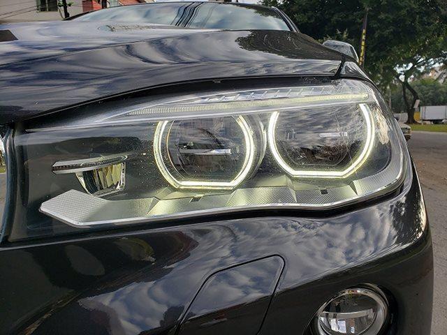 BMW X6 2015/2016 3.0 35I 4X4 COUPÉ 6 CILINDROS 24V GASOLINA 4P AUTOMÁTICO - Foto 9