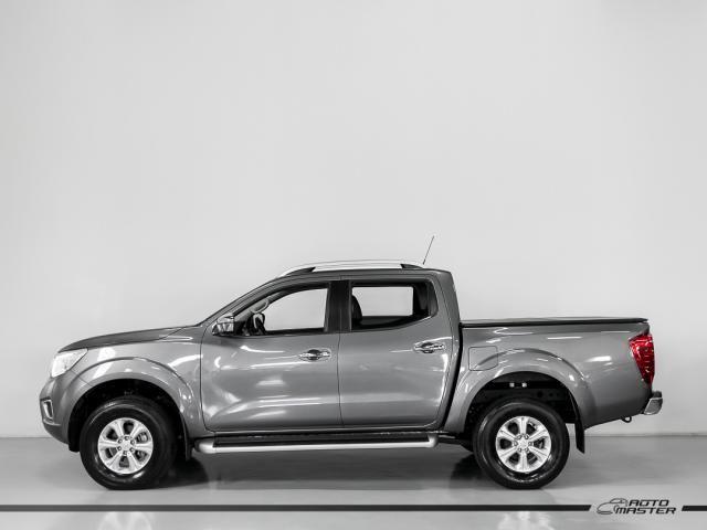 Nissan Frontier LE CD 4x4 2.3 Bi-TB Diesel Aut. - Cinza - 2018 - Foto 5