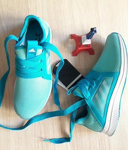 59bfc1fd37 30% OFF -Tênis Adidas Edge lux Original - Roupas e calçados - Jardim ...