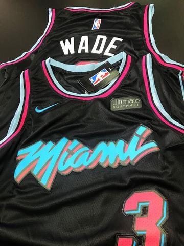 e76d210e71 Camisa de basquete original Nba Miami Heat - Esportes e ginástica ...