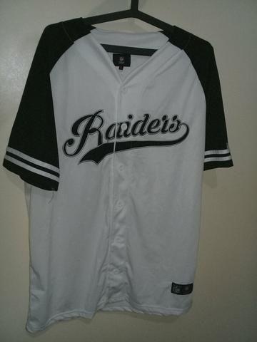 Camisa Tamanho ( G ) Raiders Original New Era - Roupas e calçados ... c3524cc9de9