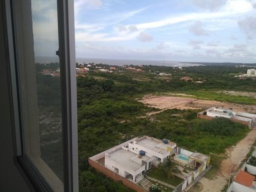 Apartamento de 47 m² no Condomínio Costa Araçagy no 12º andar 02 qtos s/ 01 suite - Foto 10