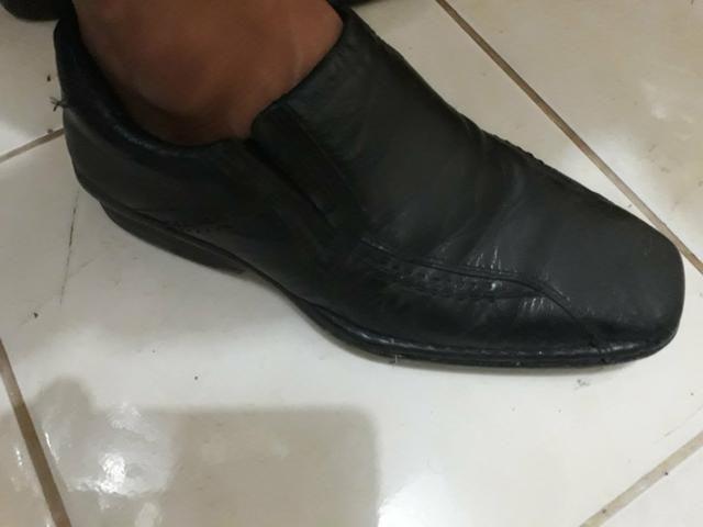 8ee55e219c Sapato social Ferracini 24h 40 41 - Roupas e calçados - Jardim ...