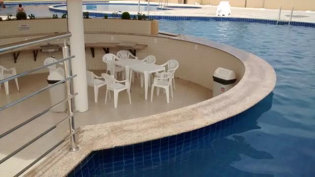 Casa Caldas Novas-GO, Condomínio Fechado, Jardins da Lagoa Condo Resort - Foto 14