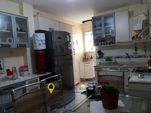 Apartamento na Vila Julieta em Resende RJ - ( 03 dormitórios ) - Foto 8