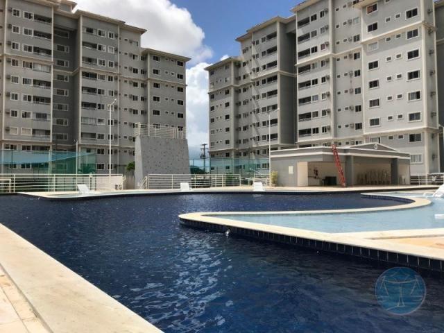 Apartamento à venda com 2 dormitórios em Cidade da esperança, Natal cod:10625