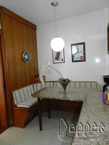 Apartamento à venda com 3 dormitórios em Ouro branco, Novo hamburgo cod:13175 - Foto 6