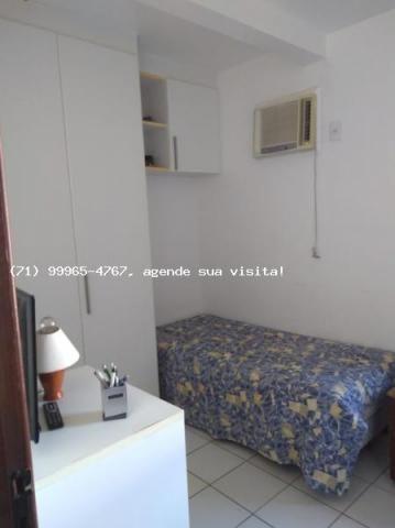 Casa em condomínio para venda em salvador, praia de flamengo, 3 dormitórios, 2 suítes, 4 b - Foto 10