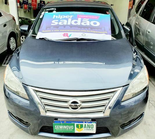 Sentra 2014 - Entrada R$ 9.900 + R$ 791,00