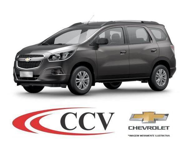 CHEVROLET SPIN 2019/2019 1.8 LT 8V FLEX 4P AUTOMÁTICO