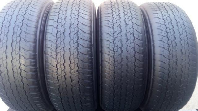 Pneu 265/65r17 Dunlop (jogo) - Foto 12