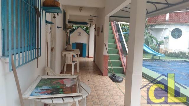 Espaçosa casa em Coroa Grande com 03 quartos e piscina - Foto 10