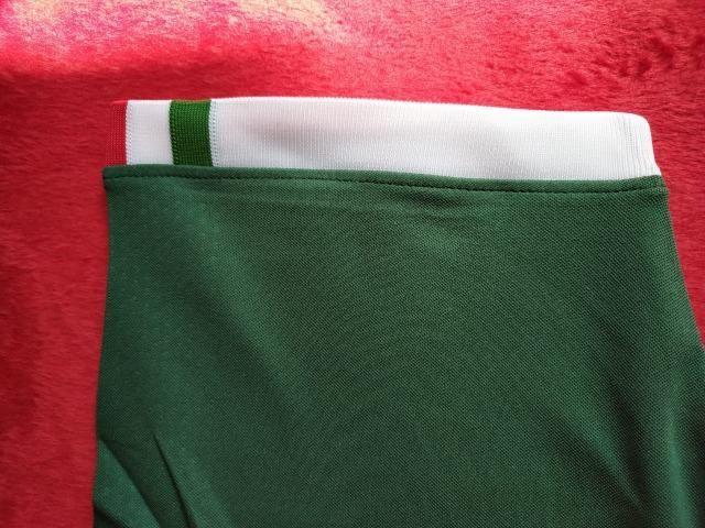 Camisa Puma Palmeiras Verde e Branca Modelo 2019 - Foto 4