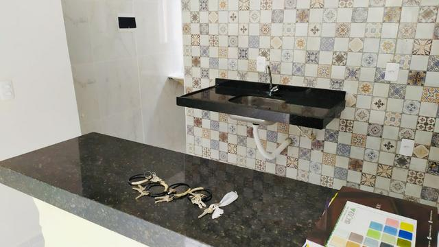 Lindo apartamento com fino acabamento 50 m2 , 02 suítes todo no porcelanato - Foto 10