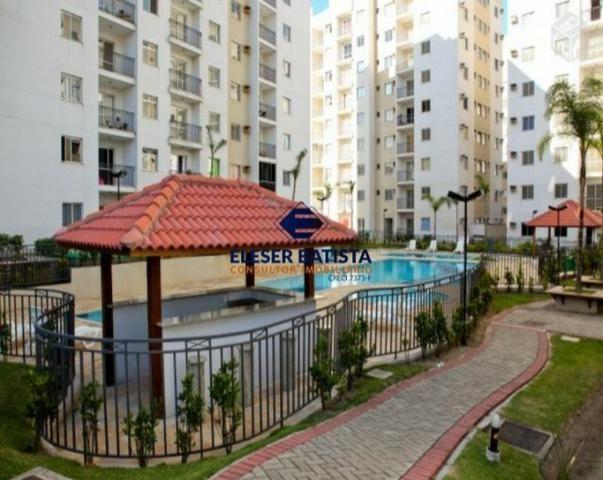 WC - Apartamento Ilha de Vitória 2 Quartos - Colina de Laranjeiras ES - R$ 144.500,00 - Foto 2