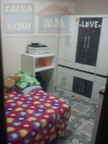 00676 - QNP 14! Aceito casa Vicente Pires! - Foto 12