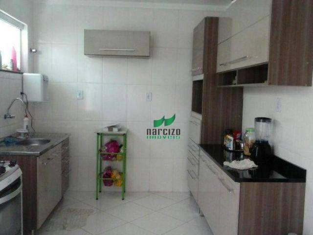Casa residencial à venda, arembepe, camaçari - ca1278. - Foto 4