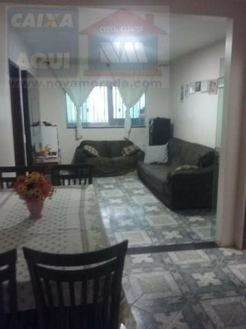 00676 - QNP 14! Aceito casa Vicente Pires! - Foto 3