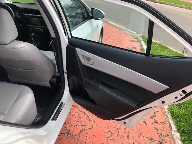 Corolla XEI 2015 Impecável - Foto 11