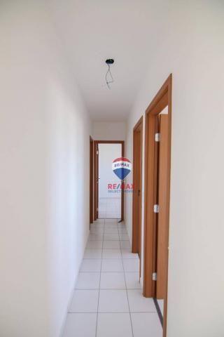 Apartamento Residencial Alvorada, com 3 dormitórios à venda, 75 m² por R$ 340.000 - Dix-Se - Foto 17