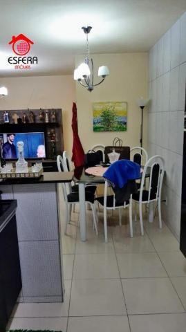 Apartamento para Venda em São Gonçalo do Amarante, Jardim Lola, 2 dormitórios, 1 banheiro, - Foto 3