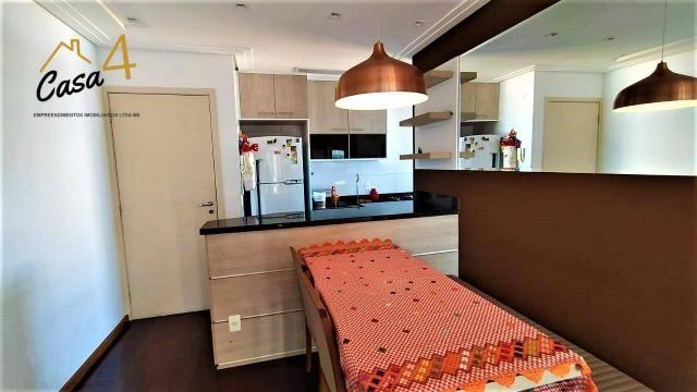 Lindo apartamento com 3 dormitórios à venda, 70 m² por R$ 450.000 - Vila Esperança - São P - Foto 2