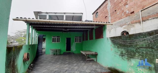 Casa linear com quintal e terraço em Itacuruçá - Mangaratiba/RJ