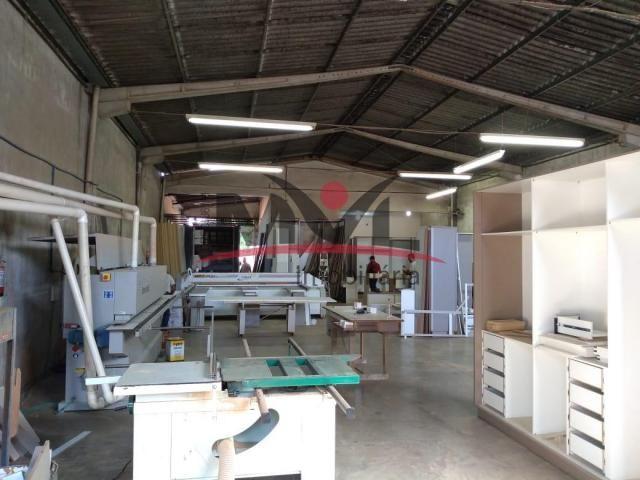 Galpão/depósito/armazém à venda com 2 dormitórios em Universitário, Cascavel cod:1020 - Foto 2