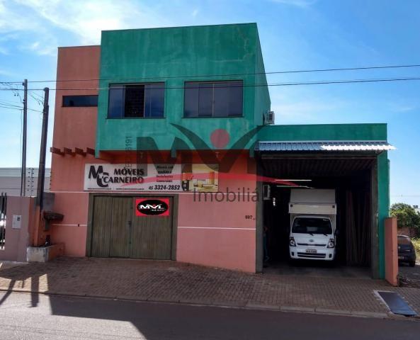 Galpão/depósito/armazém à venda com 2 dormitórios em Universitário, Cascavel cod:1020