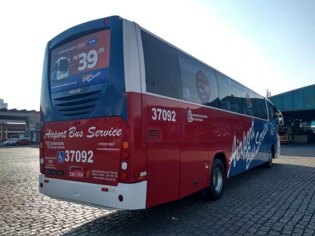 Ônibus rodoviário Irizar Mercedes - Foto 2