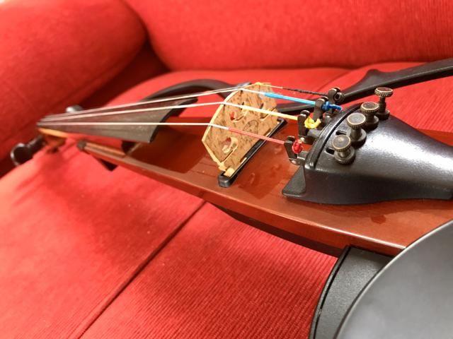 Violino elétrico Silent Yamaha SV-130 - Aceito Cartão - Foto 3