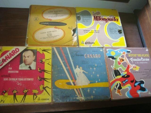 Lotes Discos 10 pol 33 rpm, Eartha Kitt, Francisco Alves, Carlo Buti, Katyna Ranieri, - Foto 5