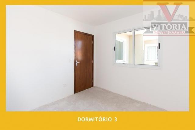 SOBRADO À VENDA, 139 M² POR R$ 400.000,00 - FAZENDINHA - CURITIBA/PR - Foto 12