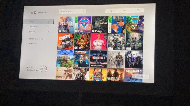 Xbox one s 1t all digital+jogos - Foto 3