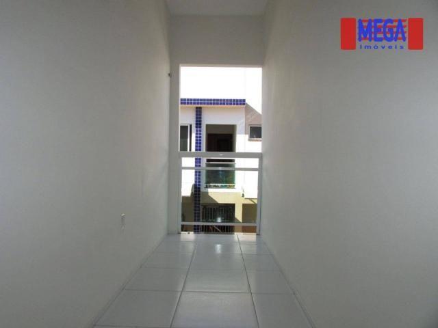 Casa duplex com 3 quartos, próximo à Av. Bezerra de Menezes - Foto 11
