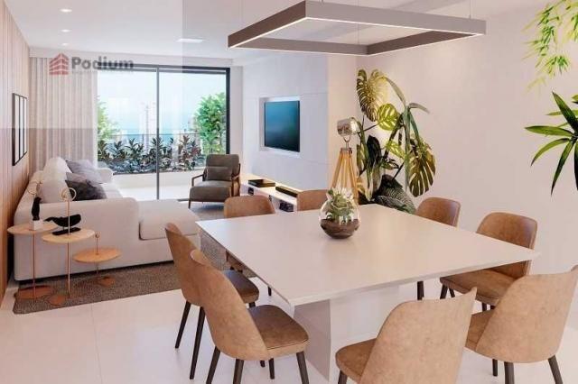 Apartamento à venda com 3 dormitórios em Miramar, João pessoa cod:35241 - Foto 17