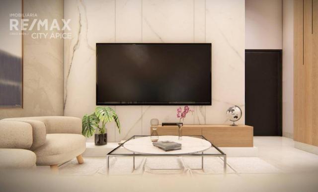Casa com 3 suítes à venda, 211 m² por R$ 1.290.000 - Parque dos Novos Estados - Campo Gran - Foto 4
