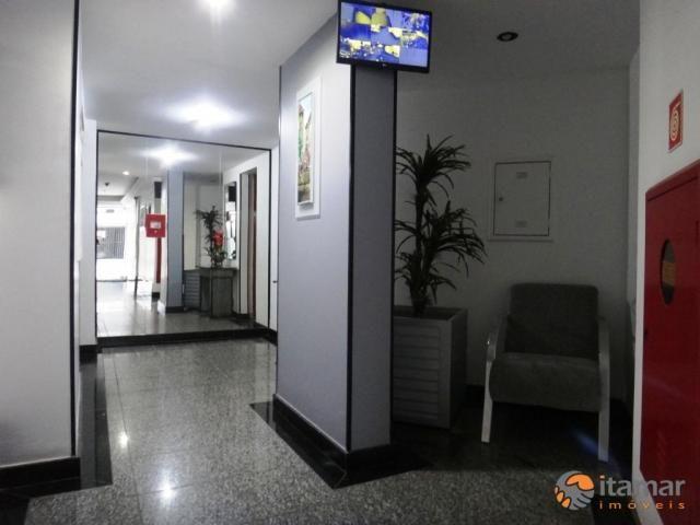 Apartamento com 1 quarto à venda, 45 m² - Praia do Morro - Guarapari/ES - Foto 3