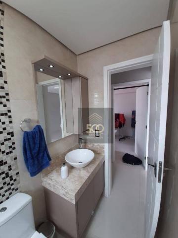 Apartamento com 2 dormitórios à venda, 60 m² por R$ 350.000 - Coqueiros - Florianópolis/SC - Foto 16