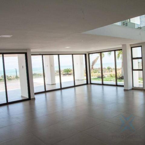 mansão com vista mar no aquiraz riviera com 5 dormitórios à venda, 419 m² por R$ 2.700.000 - Foto 5