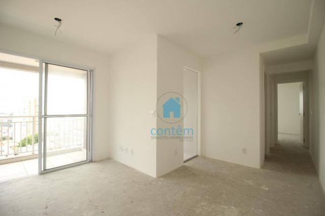 Apartamento com 2 dormitórios à venda, 53 m² por R$ 300.389,54 - Quitaúna - Osasco/SP