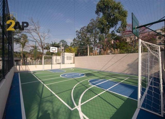 Apartamento com 2 dormitórios à venda, 47 m² por R$ 250.000,00 - Campo Limpo - São Paulo/S - Foto 11
