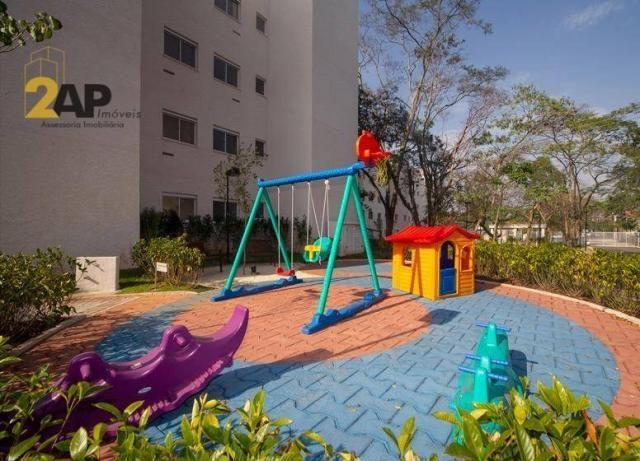Apartamento com 2 dormitórios à venda, 47 m² por R$ 250.000,00 - Campo Limpo - São Paulo/S - Foto 16