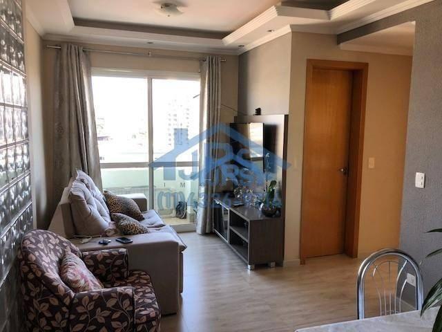 Apartamento com 2 dormitórios à venda, 51 m² por R$ 350.000,00 - Jardim Tupanci - Barueri/