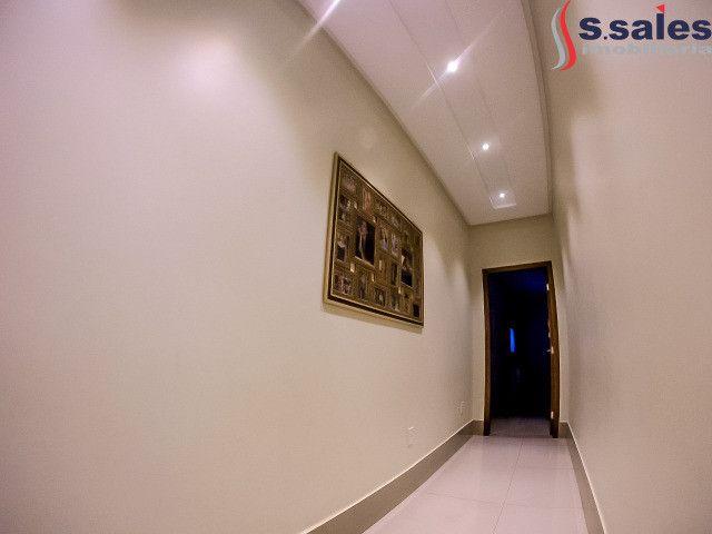 Destaque!!! Linda casa a venda em Vicente Pires 4 Quartos - Lazer Completo! - Foto 3