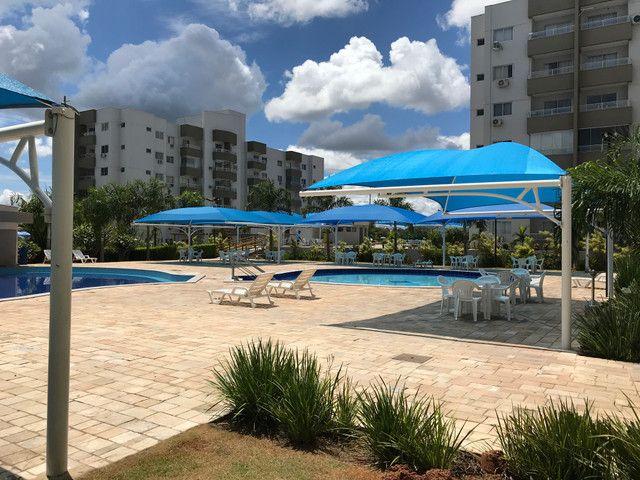 Flat em Caldas Novas-GO - Condomínio Lagoa Quente Flat Service - Foto 2